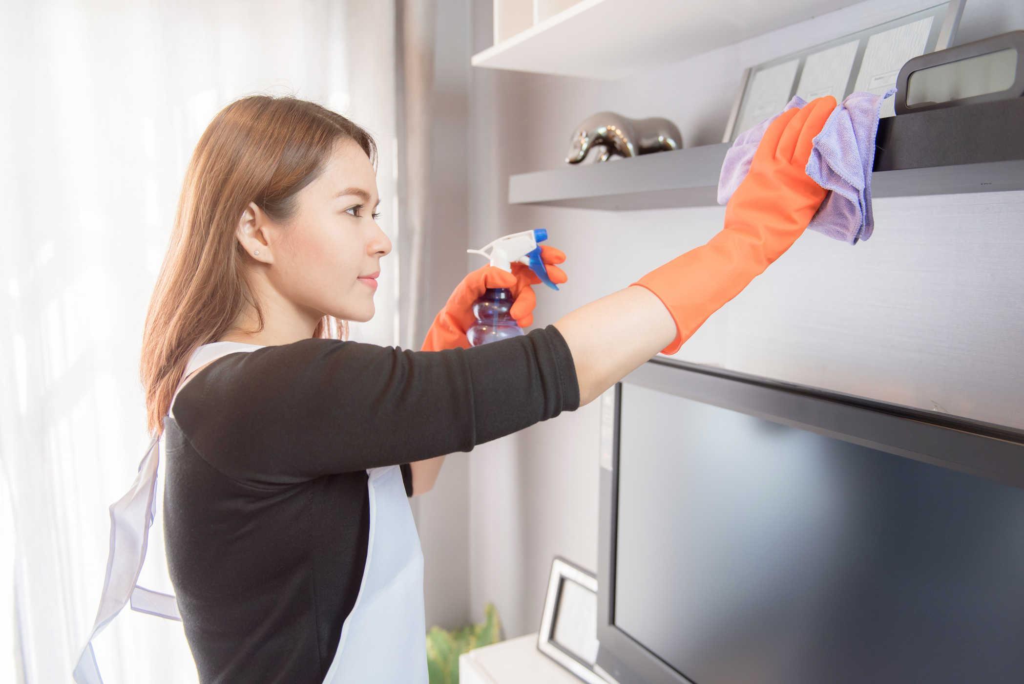 dịch vụ dọn vệ sinh nhà cửa